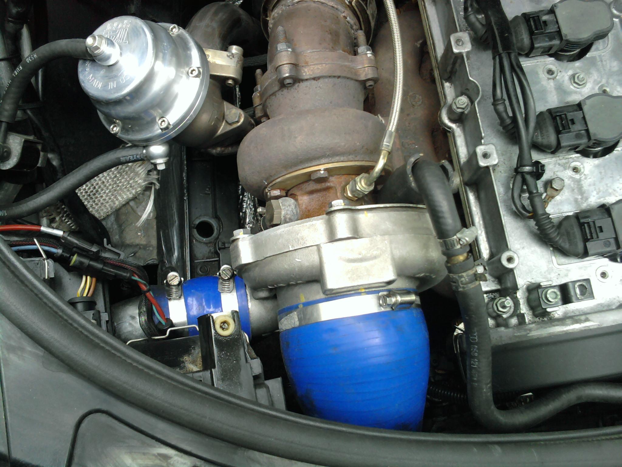 Boost Leak Tester Audi