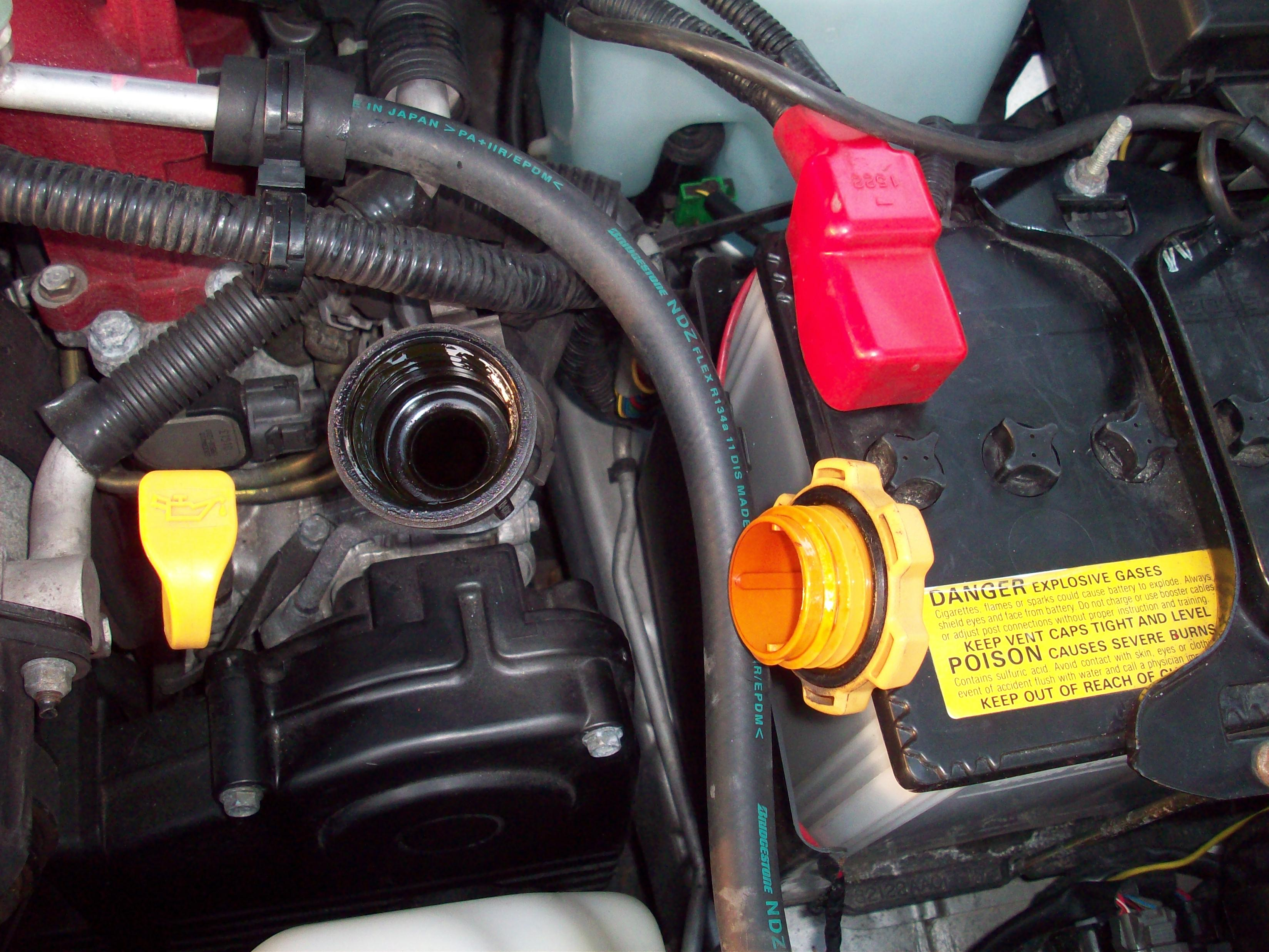 How To Boostleak Test A Subaru Ej205 Engine Diagram Dial In Your Air Compressor Make Sure The Outlet Pressure Is Set Minimum Level On This Its Gauge Right For Our First Run